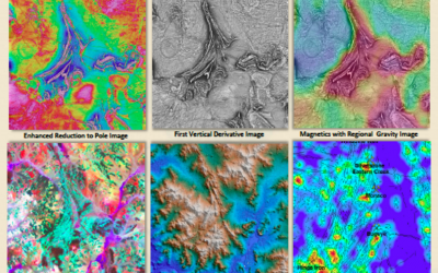 Yalgoo Gold-Base Metals District – Target-Focused Geophysical Imagery / Processing Of Newly Released High-Resolution Airborne Datasets