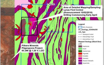 Geophysics Generates New Pegmatite Targets at Lynas Find