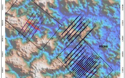 Independent geophysical review identifies new targets at Karouni