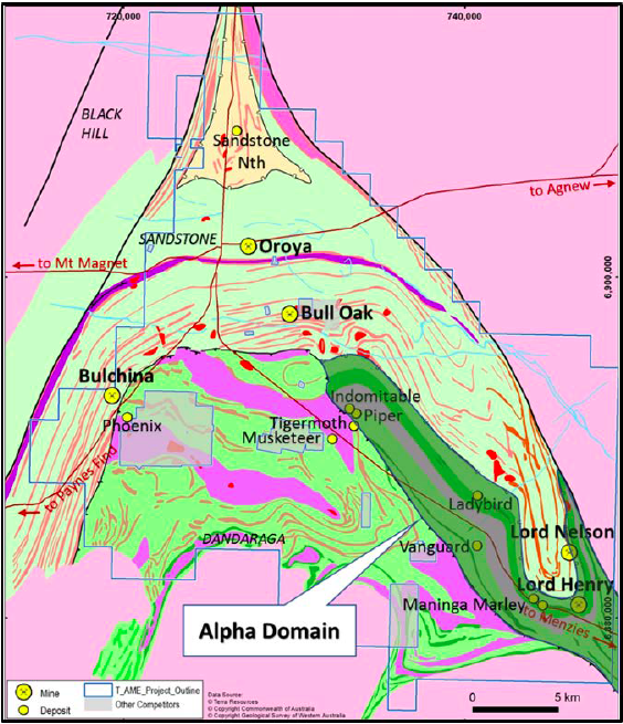 Alto Metals – Significant shallow oxide gold intersected at Sandstone Gold Project, Western Australia