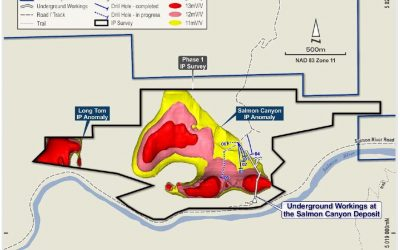 Thick mineralised intervals encountered in initial drilling at the Colson Cobalt‐Copper project, Idaho