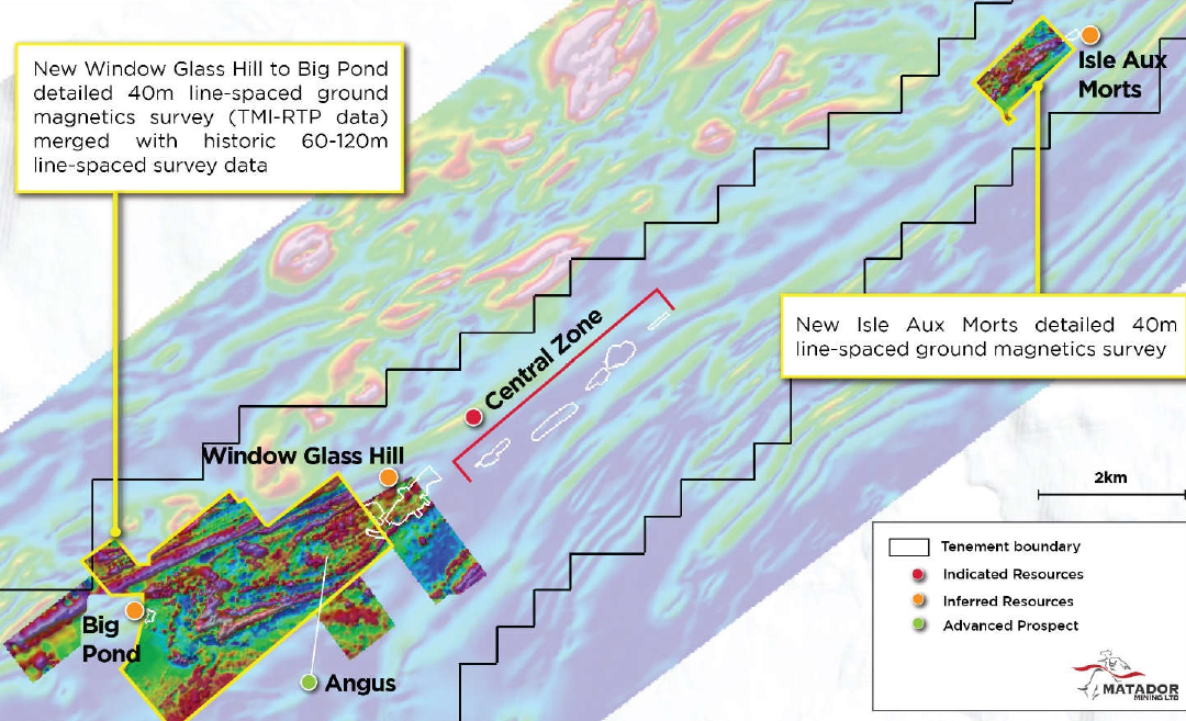 33 New Targets Identified at the Cape Ray Gold Project, Newfoundland, Canada