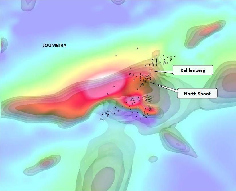 Multiple Targets Identified – Joumbira Zinc Project, Namibia