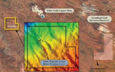 Gold Targets Identified – Havieron / Telfer Project