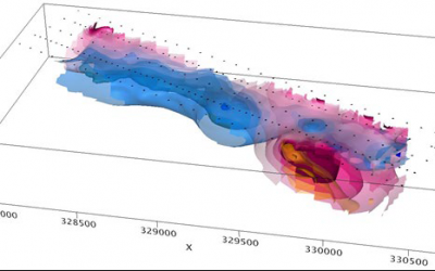 3D IP Survey at High Grade Dixie Gold Prospect, WA Identifies Significant Drill Targets